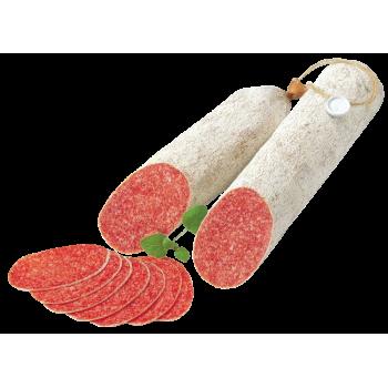 Spianata Romana Toscana oder Salami Tipo Strafino