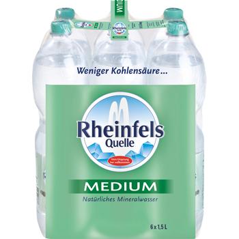 Rheinfels Quelle Mineralwasser
