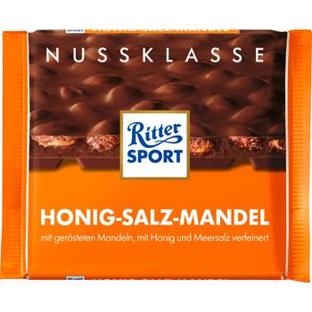Ritter Sport Nuss- oder Kakaoklasse