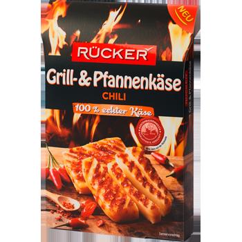 Rücker Grill- und Pfannenkäse