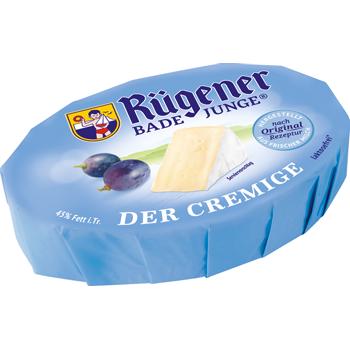 Rügener Badejunge Der Cremige