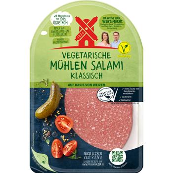 Rügenwalder Mühle - Vegetarische Mühlen Salami oder Vegetarische Schinken Spicker