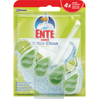 WC Ente Active Clean*