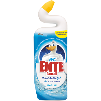 WC Ente Total Aktiv Gel