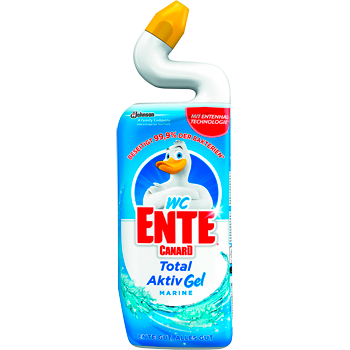 WC-Ente Total Aktiv Gel