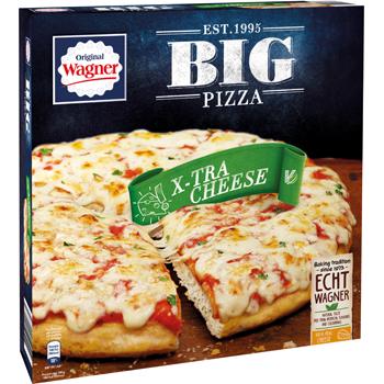Wagner Die Backfrische oder Big Pizza