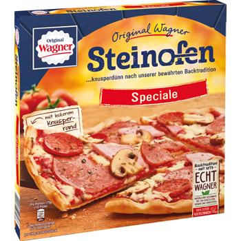 Original Wagner Steinofen Pizza, Flammkuchen, Pizzies oder Piccolinis