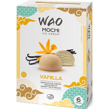 Wao Mochi Ice Cream