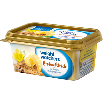 Weight Watchers Brotaufstrich