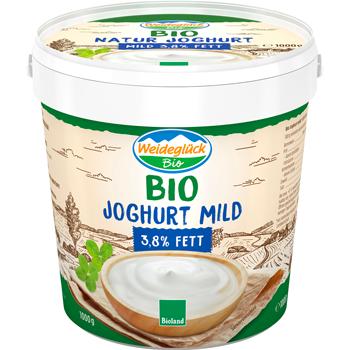 Bioland - Weideglück Bio Joghurt Mild
