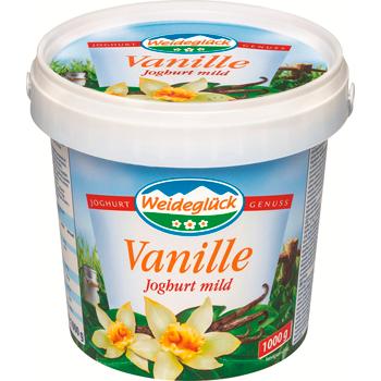 Weideglück Fruchtjoghurt mild