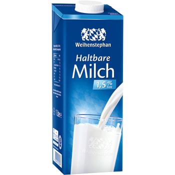Weihenstephan Haltbare Milch
