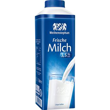 Weihenstephan Frische Milch