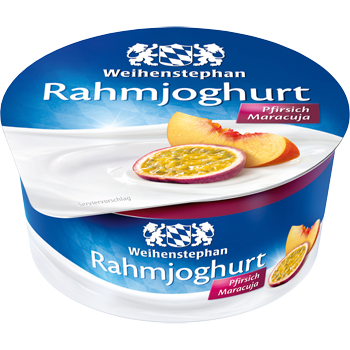 Weihenstephan Rahmjoghurt oder Joghurt mit Mascarpone