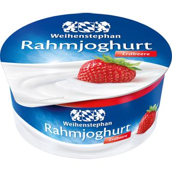 Weihenstephan Rahmjoghurt oder Mascarpone Joghurt