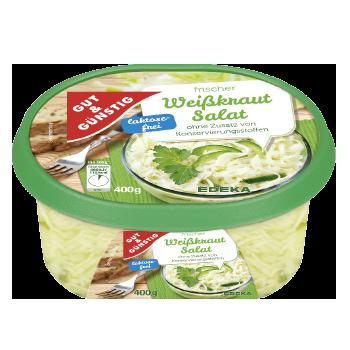 GUT & GÜNSTIG - Frischer Weisskraut Salat