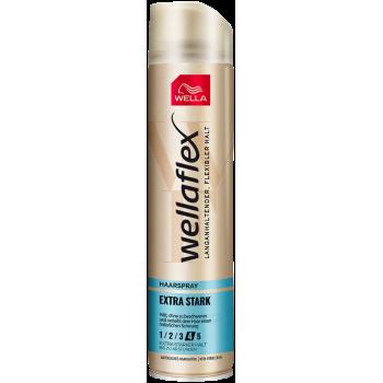 Wellaflex - Wellaflex Haargel, Haarspray, Haarlack oder Schaumfestiger