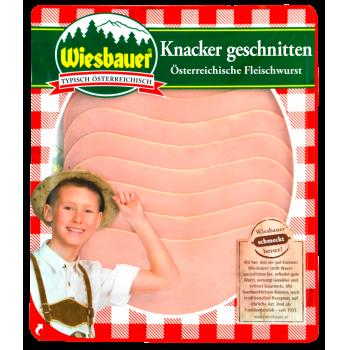Wiesbauer - Knacker geschnitten
