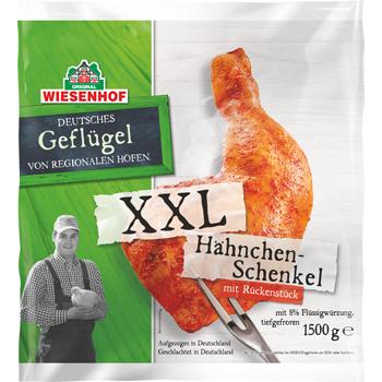 Wiesenhof XXL Hähnchen-Schenkel