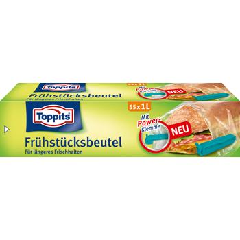 Toppits Frühstücksbeutel
