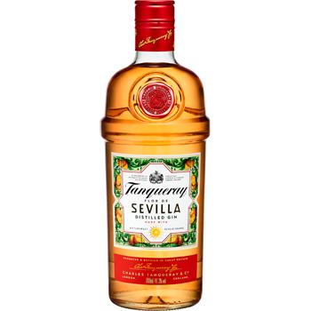 Tanqueray London Dry Gin oder Flor de Sevilla