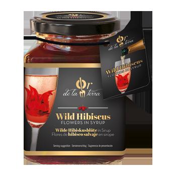 Or de la Terra Wilde Hibiskusblüte