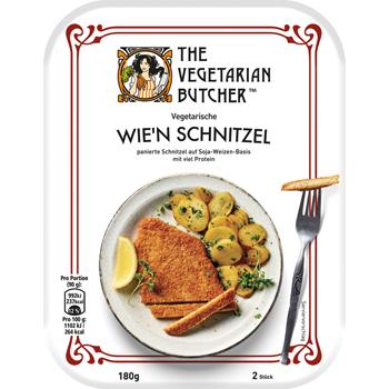 The Vegetarian Butcher Schnitzel, Nuggets oder Hick-Hack-Hurra