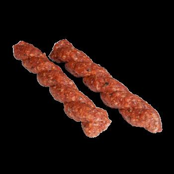 Hackfleisch Twister