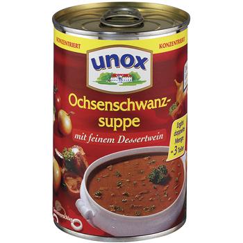 Unox Konzentrierte Suppen