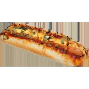 Curry-Hotdog