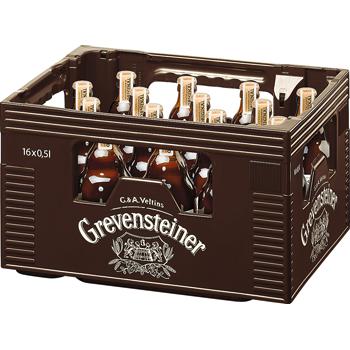 Veltins - Veltins Grevensteiner Original, Ur-Radler oder Naturtrübes Helles