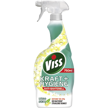 Viss Kraft + Hygiene oder Kraft & Glanz