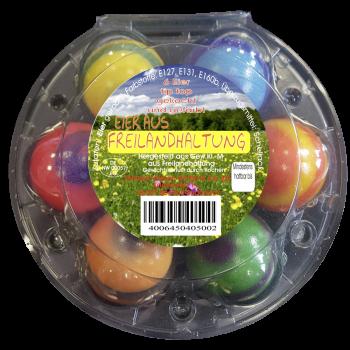 Vriesen-Hof Bunte Eier