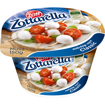 Zottarella Minis