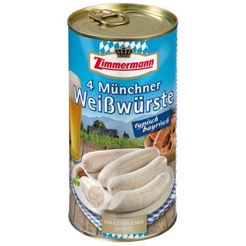 Zimmermann Münchner Weißwürste