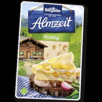 Bergader Bergbauern Käse oder Almzeit