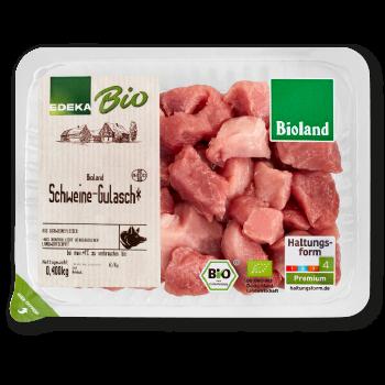 EDEKA Bio / Bioland - Bio-Schweinegulasch