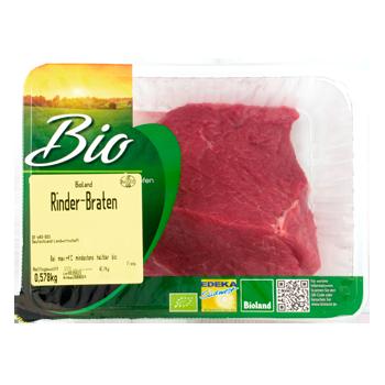 Bio Rinderbraten
