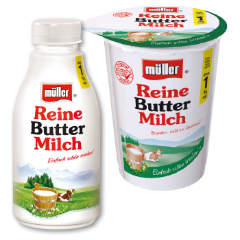 Milram Butter Milch Drink