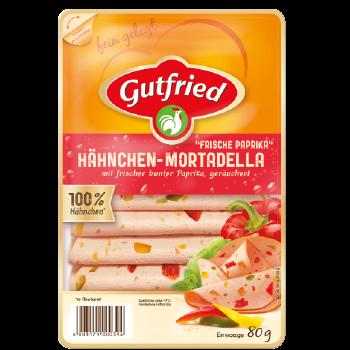 Gutfried - Geflügel-Aufschnitt oder Vegetarischer Aufschnitt