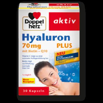 Doppelherz aktiv Hyaluron 70 mg plus