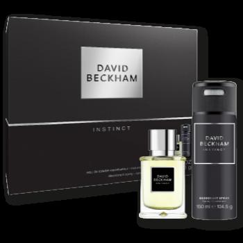 David Beckham Instinct Geschenkset