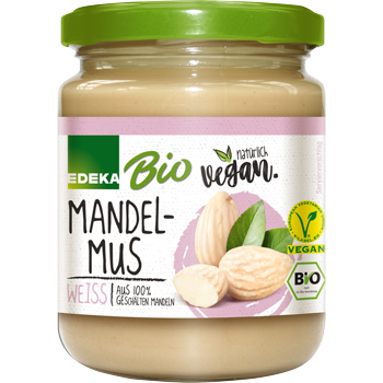 EDEKA Bio Vegan - Bio Mandelmus