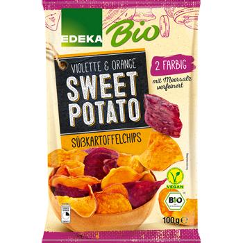 EDEKA Bio - Sweet Potato Chips