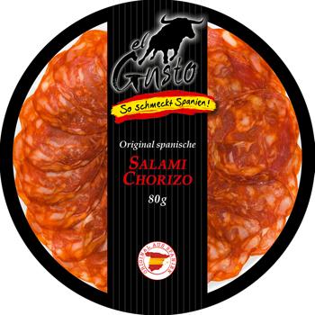 el Gusto - Chorizo Salami extra oder Salchichon extra