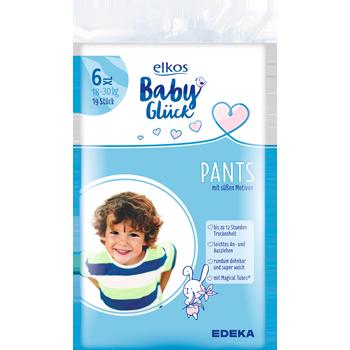 Elkos Baby Glück Pants Junior oder XL
