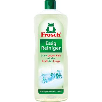 Frosch Essig oder Neutral Reiniger