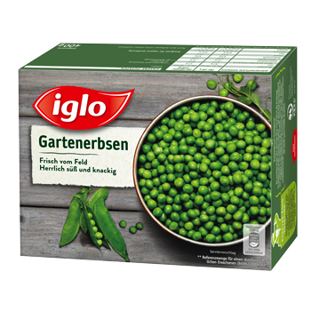 Iglo Frisch vom Feld Gemüse