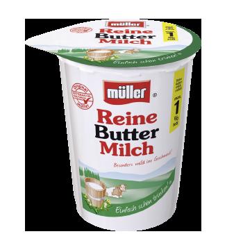 müller Reine Butter Milch