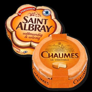 Saint Albray oder Chaumes Le Véritable
